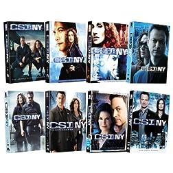 CSI: NY - Seasons 1-8