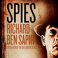 Spies Audiobook by Richard Ben Sapir Narrated by James Fouhey