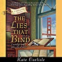 The Lies That Bind: A Bibliophile Mystery Audiobook by Kate Carlisle Narrated by Eileen Stevens