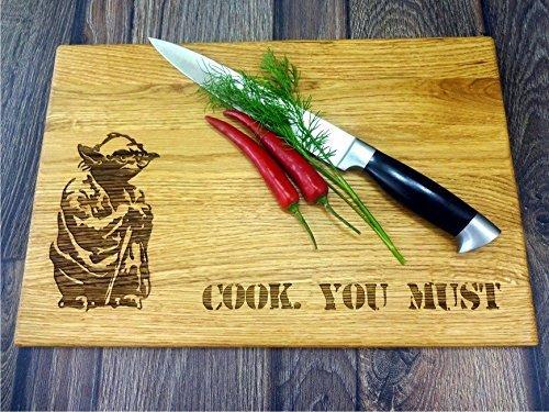 STAR WARS Handmade cutting board