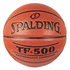 Spalding TF-500 Performance Composite Basketball - Official Size