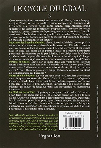 Le cycle du graal tome 2 gauvain et les chemins d 39 avalon - Liste des chevaliers de la table ronde ...