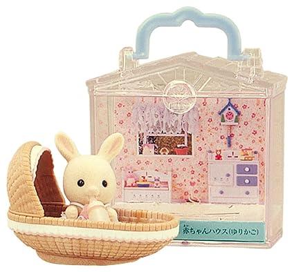 Sylvanian Families Baby House cradle (japan import)