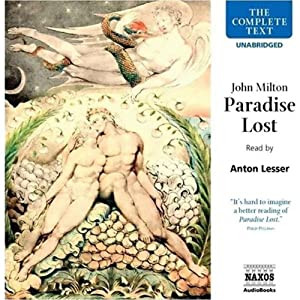 What imagery is used in Paradise Lost?