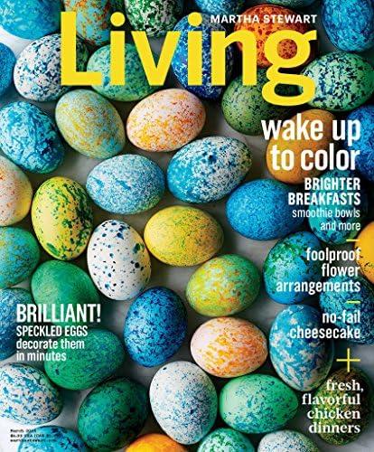 1-Yr Martha Stewart Living Magazine