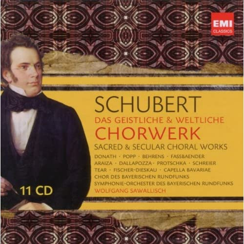 Schubert-Sacred-Secular-Choral-Works-Wolfgang-Sawallisch-Audio-CD