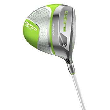 Cobra Women's Amp Cell Driver (Green, Right Hand, Graphite, Ladies)