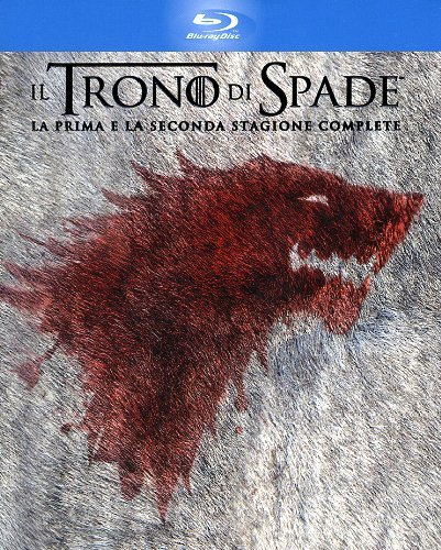 Il trono di spade Stagione 01-02 [Blu-ray] [IT Import]