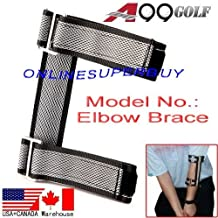 A99 Golf Golf Swing Trainning Aids Elbow Brace Right For Left /Right Hand Golfer