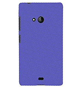 PRINTSWAG PATTERN Designer Back Cover Case for MICROSOFT LUMIA 540
