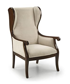 Sillones Orejeros Tapizados : Coleccion ANTONIETA New Honey de 70x104x77cms.