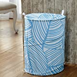 @home Petals Laundry Bag - Blue