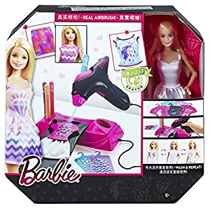 Barbie Airbrush Designer and Doll