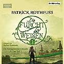 Die Furcht des Weisen 1 (Die Königsmörder-Chronik 2.1) Audiobook by Patrick Rothfuss Narrated by Stefan Kaminski
