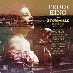 Miss Teddi King + Now in Vogue - The Storyville Sessions