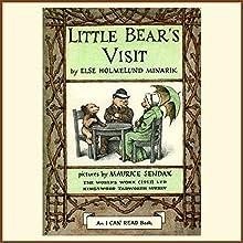 Little Bear's Visit (       UNABRIDGED) by Else Holmelumd Minarik Narrated by Owen Jordan
