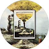 Old Advert 58mm Round Pin Badge-Babycham Glass