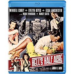 Hell's Half Acre [Blu-ray]