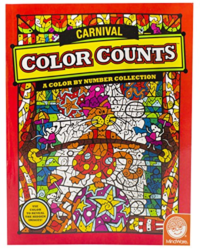 Color Counts: Carnival Game - 1