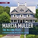 The McCone Files: The Complete Sharon McCone Series (       UNABRIDGED) by Marcia Muller Narrated by Susan Boyce