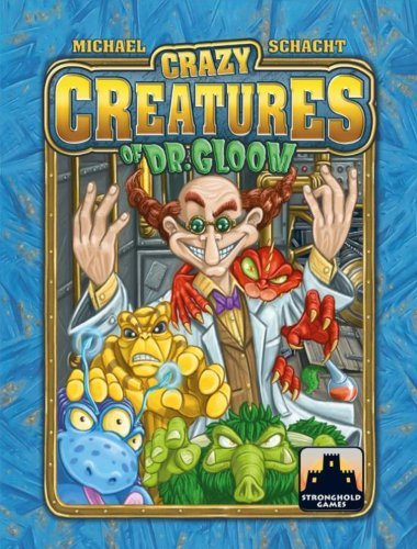 Crazy Creatures of Dr Gloom - 1