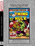 img - for Marvel Masterworks: Marvel Two-In-One Volume 1 book / textbook / text book