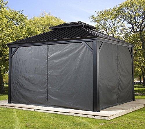 pavillon vorhang preisvergleiche erfahrungsberichte und. Black Bedroom Furniture Sets. Home Design Ideas