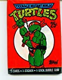 Topps Teenage Mutant Ninja Turtles Trading Card Pack