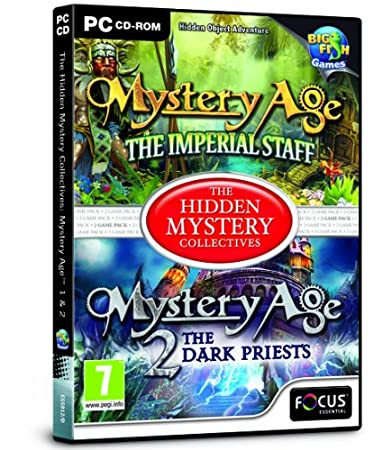 Mystery Age 1 & 2 (The Hidden Mystery Collectives) (PC CD)