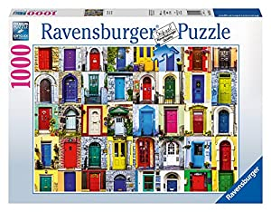 Ravensburger Doors Of The World Puzzle 1000 Piece Toys Games