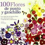 100 flores de punto y ganchillo (8475566502) by Lesley Stanfield
