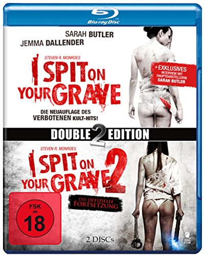 I spit on your grave 1 & 2 (Double2Edition) [2 Blu-Rays]