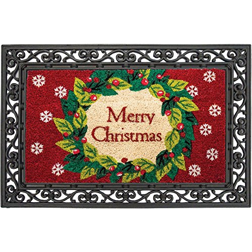Christmas Door Mats Greet Your Guests With Christmas Cheer