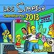 Simpson, Calendrier 2013 (les)