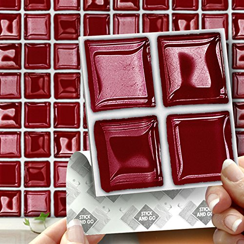 red-glass-mosaic-effect-wall-tiles-box-of-18-tiles-stick-and-go-wall-tiles-4x-4-10cm-x-10cm-each-box