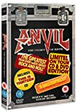 Anvil - The Story Of Anvil - CD and DVD Double