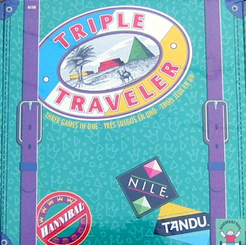 Triple Traveler-3 Games in One-Tandu, Hannibal, Nile