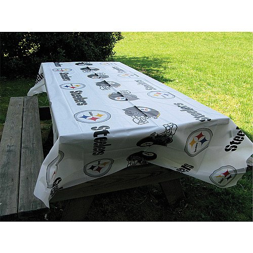 Pittsburgh Steelers 2-Pack Table Cover at SteelerMania