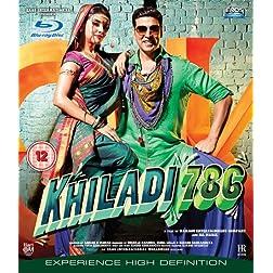 Khiladi 786 Bollywood BLU RAY With English Subtitles [Blu-ray]