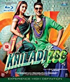 Khiladi 786 Bollywood BLU RAY With English Subtitles [Blu-ray]