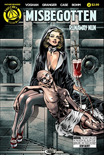 runaway-nun-issue-2-misbegotten-english-edition