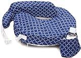 Juego de cartuchos de etiqueta de viaje para Zenoff mejora de los niveles de Brest recuerdo de un de almohada coj�n de lactancia voto Crucial, de rayas de la marina/de color blanco