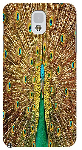 Beautiful Peacock Cell Phone Cases Design Special For Samsung Galaxy Note 3 No.5