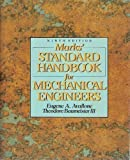 Marks' Standard Handbook for Mechanical Engineers (007004127X) by Eugene A Avallone