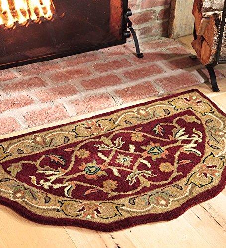 Fireproof Hearth Rugs : Fireproof hearth rugs don t burn down the house funk