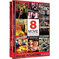 Pulse-Pounding Flicks - 8 Intense Features