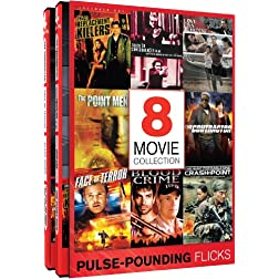 Pulse-Pounding Flicks - 8 Intense Features