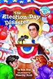 Capital Mysteries #10: The Election-Day Disaster (A Stepping Stone Book(TM)) (0375848053) by Roy, Ron