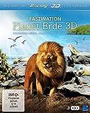Faszination Planet Erde 3D - Entdeckungsreise unseres Planeten [3 DVD Set] [Blu-ray 2D + 3D]