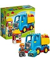 Lego Duplo Ville - 10529 - Jeu De Construction - Le Camion De Chantier